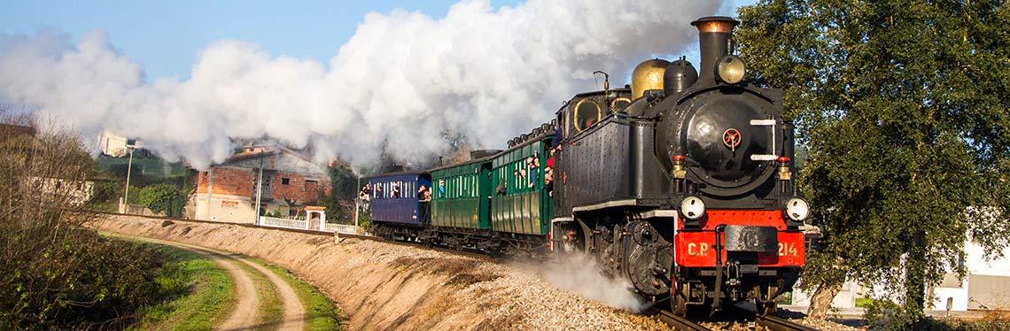 Comboio Histórico a 24 e 25 abril 2021